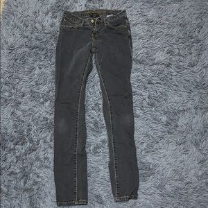 Levi's dark denim jeans